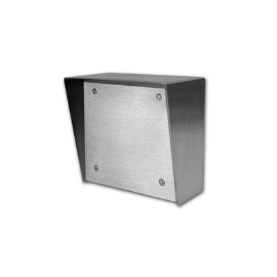 Viking VE-6X7-PNL-SS Stainless Steel Surface Box 6x7 with Blank Aluminum Panel