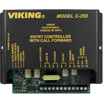Viking C-250 Entry Phone Controller And Call Router