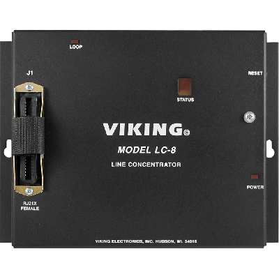 Viking LC-8 Line Concentrator