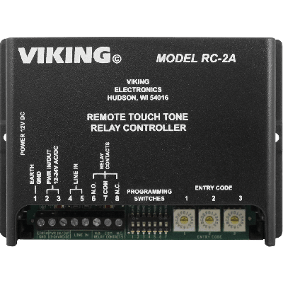 Viking RC-2A Remote Door Controller with Relay Contact