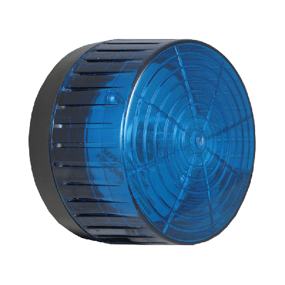 Viking SL-2-EWP LED Strobe and/or Beacon Visual Indicator with Programmable Brightness and Flash Patterns, and Enhanced Weather Protection