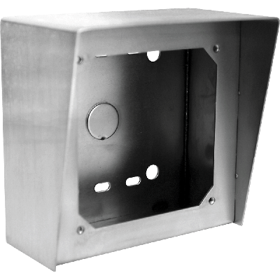 Viking VE-5X5-SS Surface Mount Box in Stainless Steel Finish