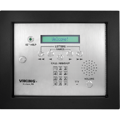 Viking AES-2000F ADA Compliant Apartment Access Control Entry System