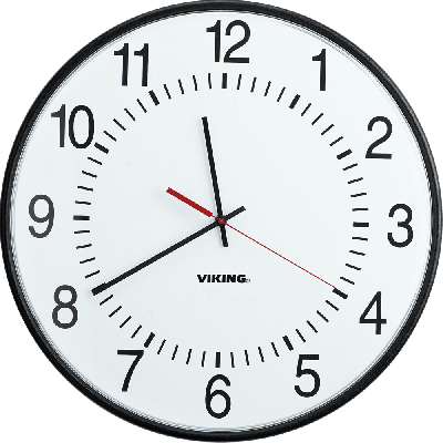 Viking CL-A16 CL Series Wireless Analog Clock