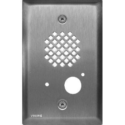 Viking PNL40-SS Replacement Faceplate for E-40 Series Phones